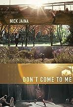 Nick Jaina: Don't Come to Me