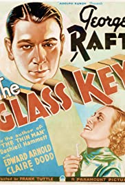 The Glass Key Poster