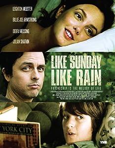 Website movies can watch free Like Sunday, Like Rain by [mts]