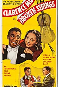 Sybil Lewis, Clarence Muse, and William Washington in Broken Strings (1940)