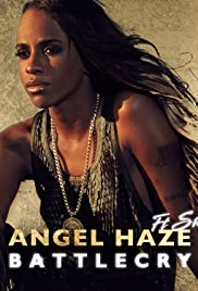 Angel Haze Feat. Sia: Battle Cry Poster