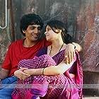 Sai Tamhankar and Gulshan Devaiah in Hunterrr (2015)