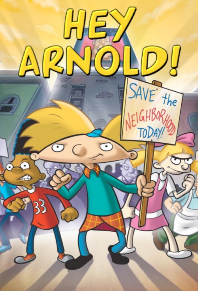 Hey Arnold! Season 5 COMPLETE DVDRip 720p
