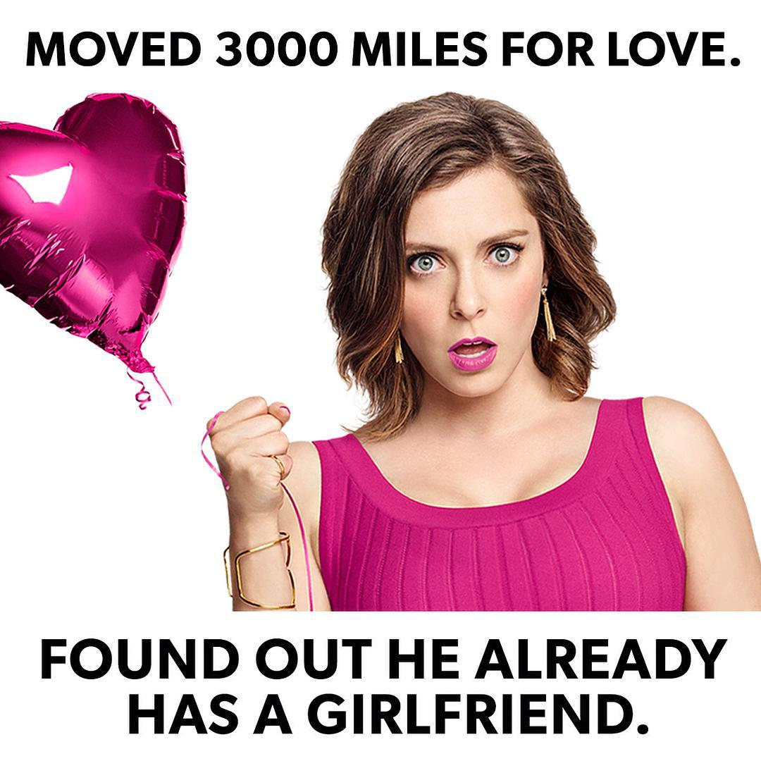 Rachel Bloom in Crazy Ex-Girlfriend (2015)