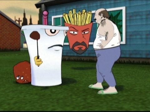 Aqua Teen Hunger Force Zombie Ninja Pro-Am in hindi free download