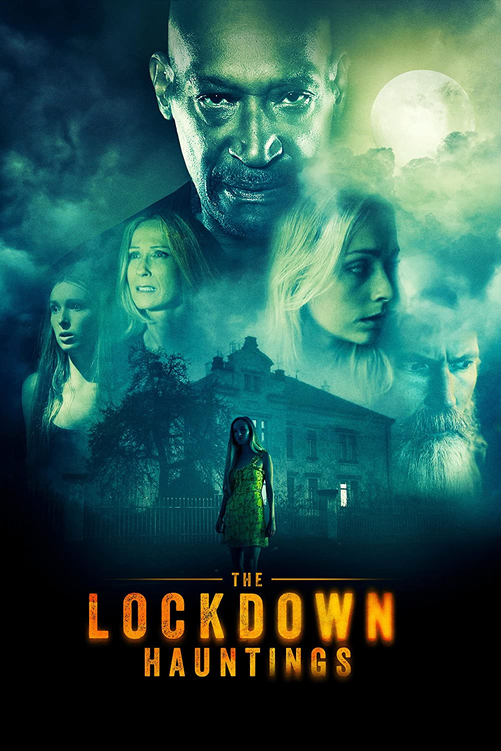 The Lockdown Hauntings 2021 English HDRip 290MB Download