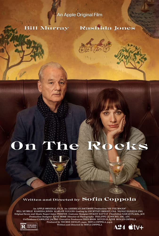 On the Rocks (2020) English 720p HEVC HDRip  x265 AAC ESubs [450MB] Full Movie Download