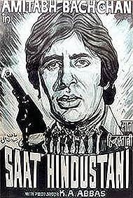 Saat Hindustani (1969) Poster - Movie Forum, Cast, Reviews
