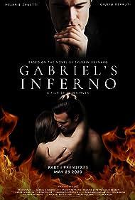 Giulio Berruti and Melanie Zanetti in Gabriel's Inferno: Part One (2020)