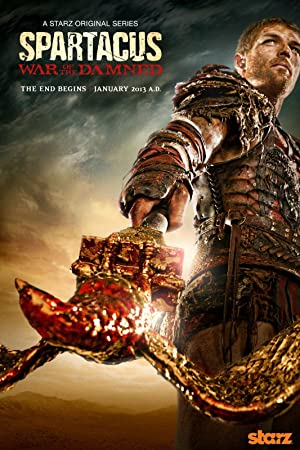 Spartacus (Season 3) English | WEB-DL  720p [TV Series] [All Episode Added]