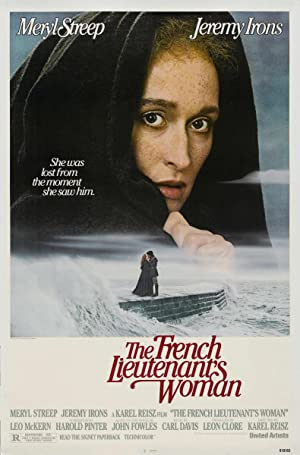 Where to stream The French Lieutenant's Woman