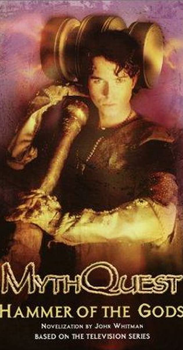MythQuest (TV Series 2001– ) - IMDb