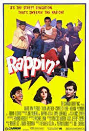 Rappin' Poster