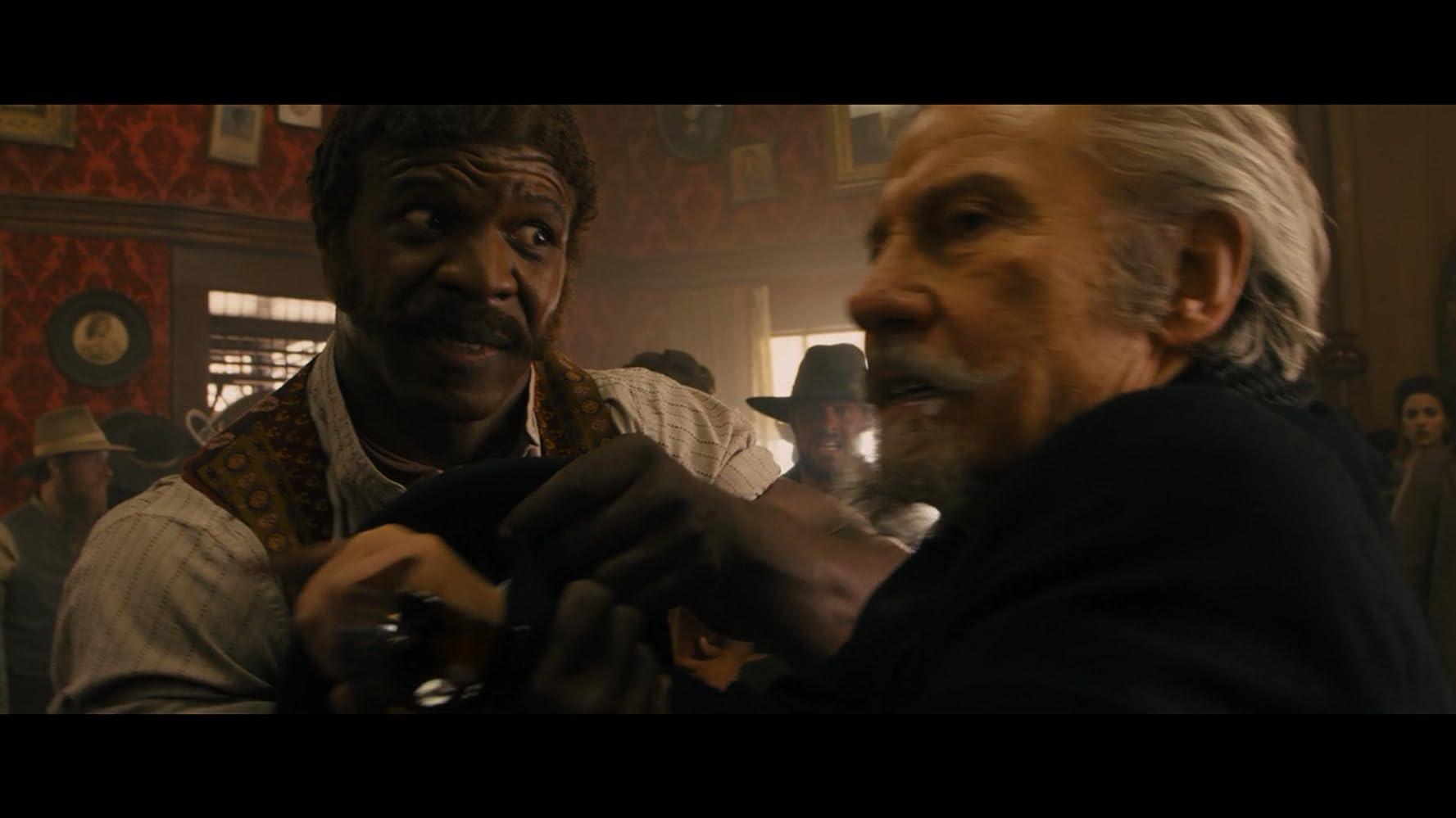 Terry Crews dalam The Ridiculous 6 (2015)