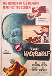 The Werewolf(1956) Poster - Movie Forum, Cast, Reviews