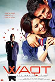 Waqt The Race Against Time Poster