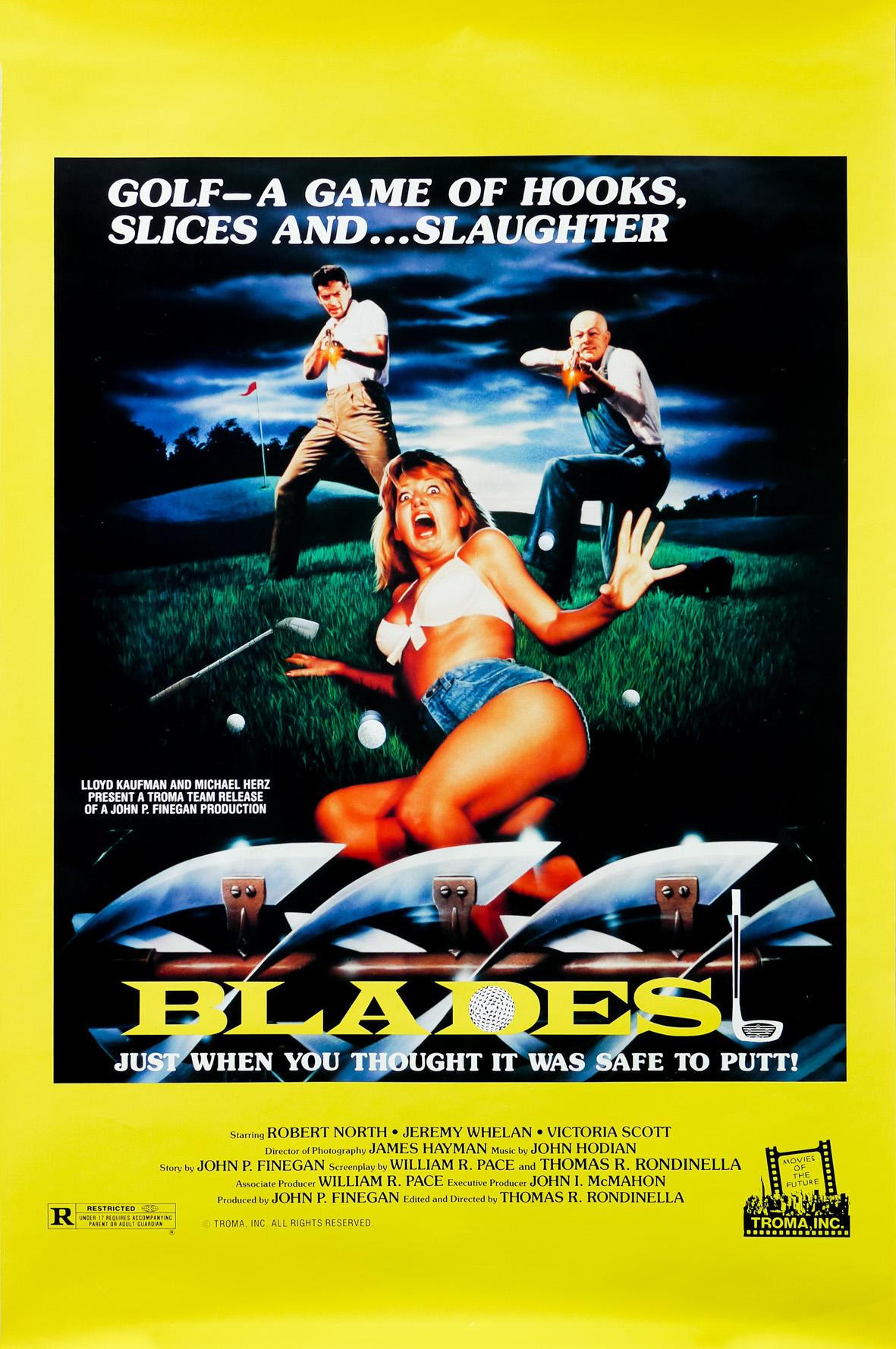 Blades (1990)