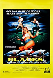 Blades (1989) Poster - Movie Forum, Cast, Reviews