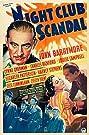 Night Club Scandal (1937) Poster