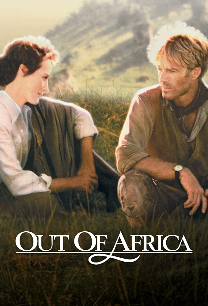 out of africa (1985) Migration Out of Africa