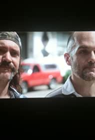 DJ Perry and Joe Anderson in Realizism (2013)
