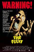 The Stuff (1985) Poster