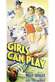 Julie Bishop and Charles Quigley in Girls Can Play (1937)