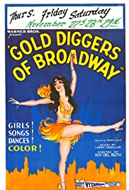 Gold Diggers of Broadway(1929) Poster - Movie Forum, Cast, Reviews