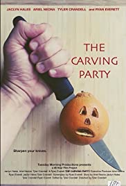 The Carving Party Poster