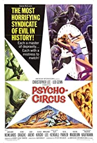 Circus of Fear Poster - Movie Forum, Cast, Reviews