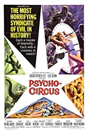Psycho-Circus (1966) Poster - Movie Forum, Cast, Reviews