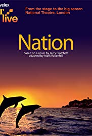 National Theatre Live: Nation Poster