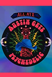 ALL ATX: Austin Gets Psychedelic Poster
