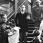 Guillermo Battaglia, Juan Corona, and Nicolás Fregues in La muerte camina en la lluvia (1948)