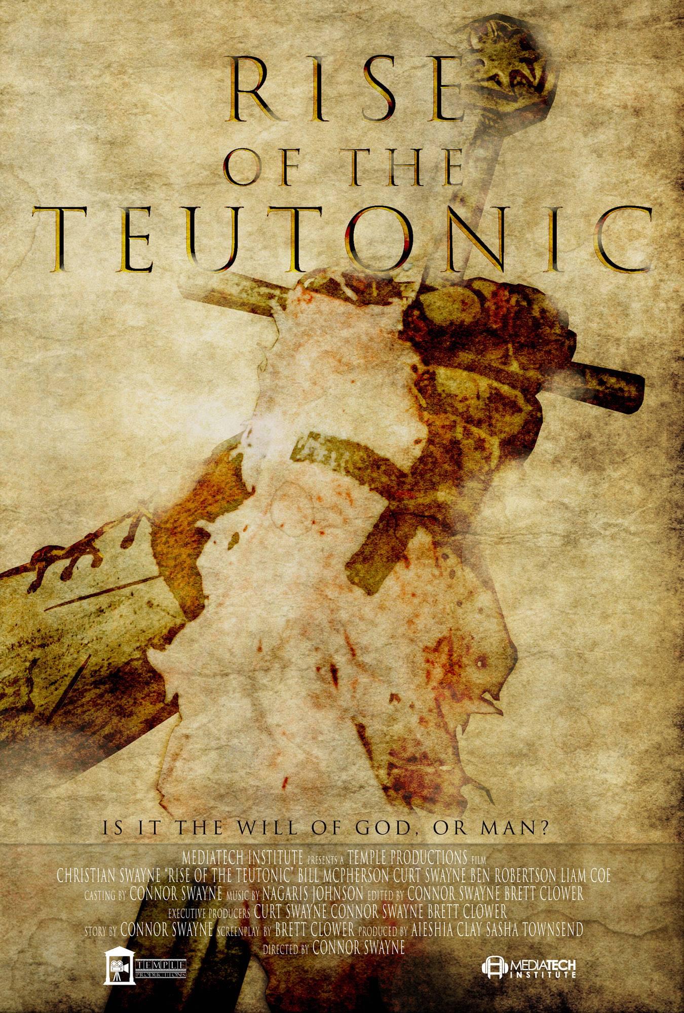 Teutonic Horror (German Edition)