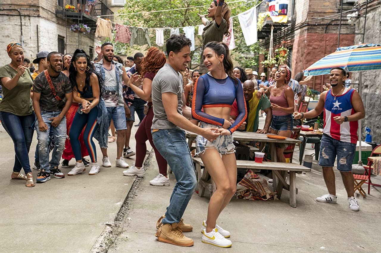 In the Heights  In Theaters and on HBO Max on Friday, June 11