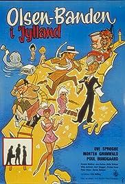 The Olsen Gang in Jutland Poster