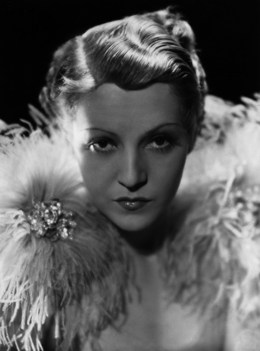 Käthe von Nagy in Einmal eine große Dame sein (1934)