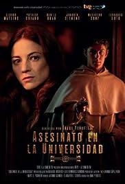 Asesinato en la Universidad Poster