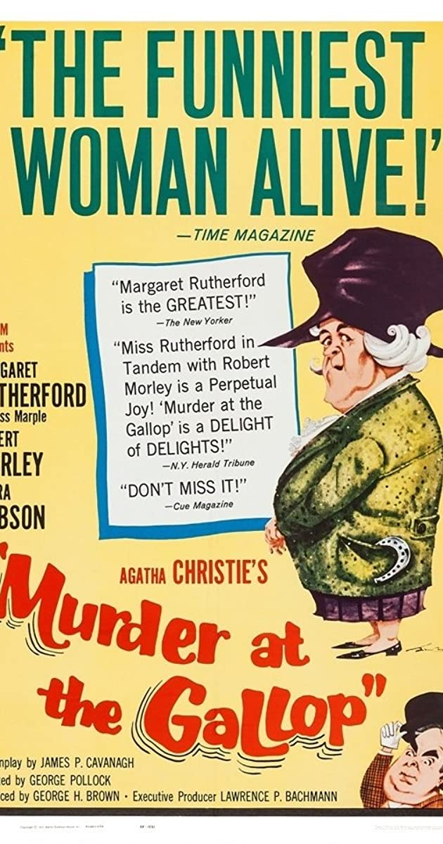 Subtitle of Murder at the Gallop