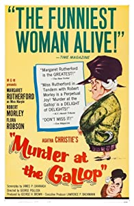 Full movies you can watch online Murder at the Gallop [720x594]