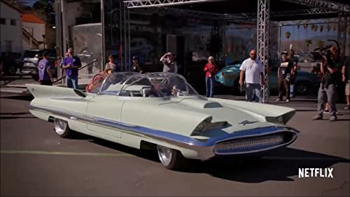 The colorful crew at Gotham Garage overhauls an eclectic collection of cars and trucks, trading up to a showstopper they can sell for big bucks.