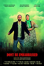Don't Be Embarrassed Poster