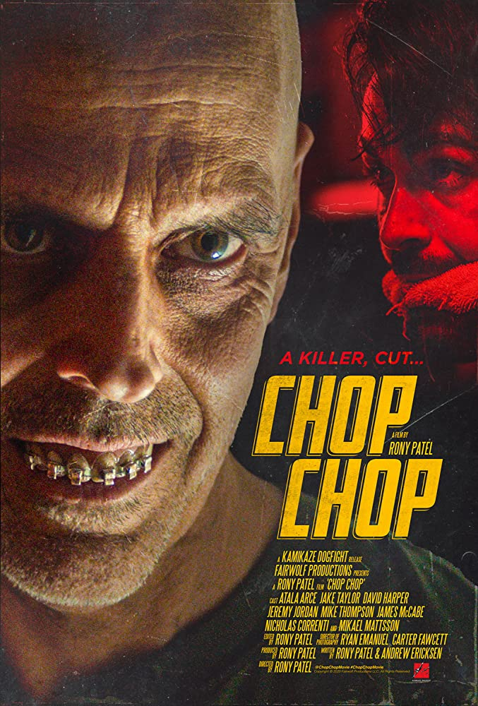 Chop Chop 2020 English 720p HDRip 800MB | 250MB Download