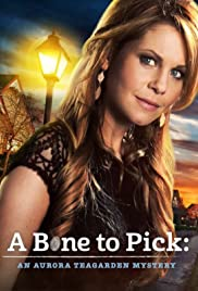 Aurora Teagarden Mystery: A Bone to Pick Poster