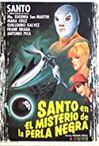 Santo in the Mystery of the Black Pearl