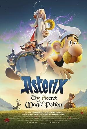 Astérix - El secreto de la poción mágica Cartel de la película