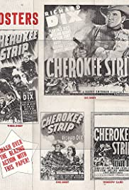 Cherokee Strip Poster