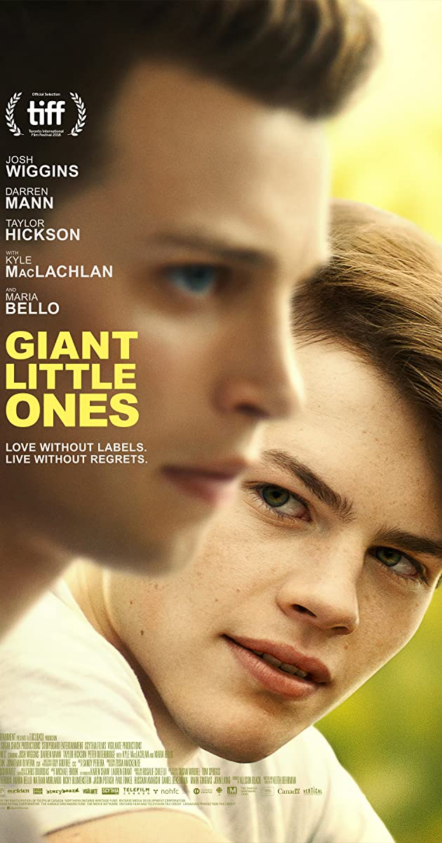 Subtitle of Giant Little Ones