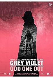 Grey Violet - silmätikku